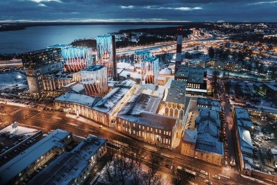 VAADE AJALUKKU: Tallinnas ilmus nähtavale kaua peidus olnud eestiaegne tänav