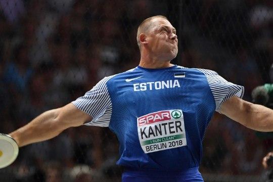 Vahva võistluse teinud Gerd Kanter võitles end Poolas kõvas konkurentsis poodiumile