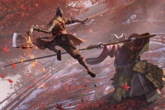 """KÄED KÜLGE! Samuraimäng """"Sekiro: Shadows Die Twice"""" suudab üllatada"""