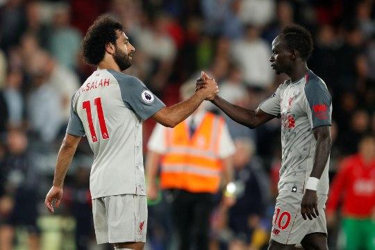 Liverpooli staarründaja avaldas põhjuse, miks ta tiimikaaslaste väravatähistusi kopeerib