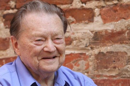 Tartu ülikooli raudvara Tullio Ilomets oli elu lõpuni rõõmsameelne ja vitaalne