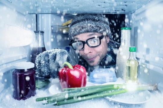Inventuur sügavkülmas: mis kõlbab süüa, mis lendab prügikasti?
