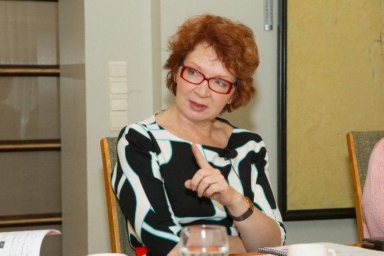 """Яна Тоом высказалась о плане Эстонии и Литвы взыскать компенсацию за """"оккупацию"""""""