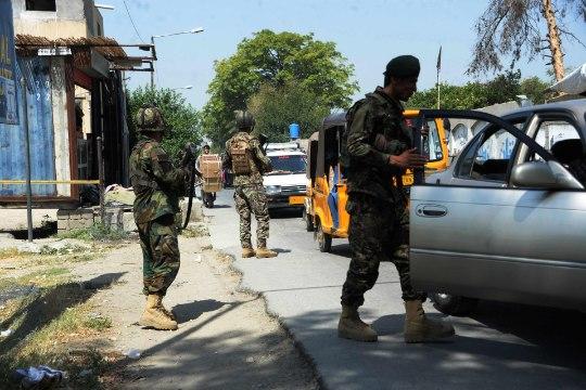 Hukkus ISISe liider Afganistanis