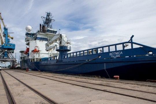 VIDEO JA GALERII   Eesti jäämurdja seiklused Arktikas: töö on karm, tingimused luksuslikud!