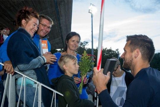GALERII | Eesti paremad kergejõustiklased hullutasid Pärnu publikut