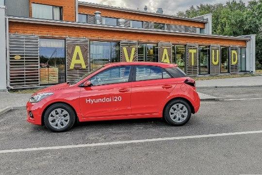 Värskendatud Hyundai i20 – pisikesed parandused tegid hea paremaks