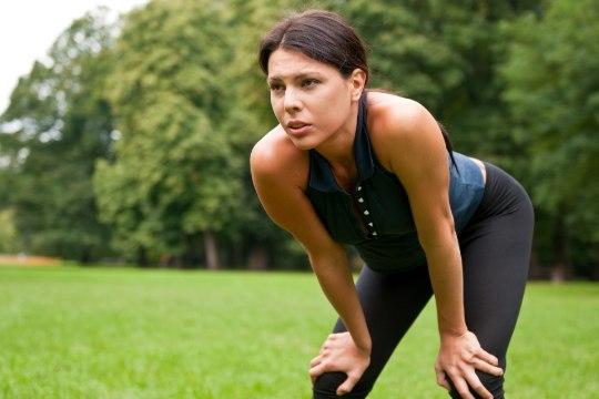 Mida teha, kui jooksmine võtab hingetuks?