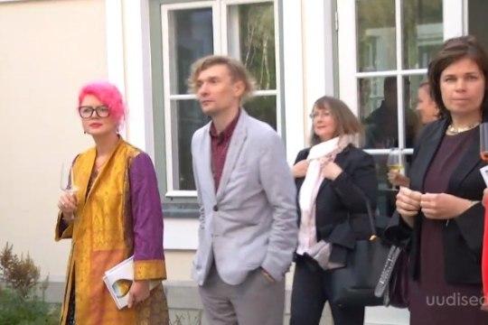 TV3 VIDEO   ŠAMPANJA JA KAAVIAR: luksuslike maitsete nautlejad kogunesid Maarjamäe lossis