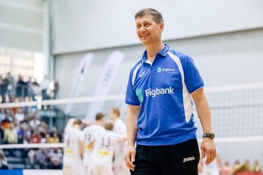 Andrei Ojamets: Eesti naiste võrkpall teeb hiljutisest edust hoolimata vähikäiku ja sellest on vaja rääkida