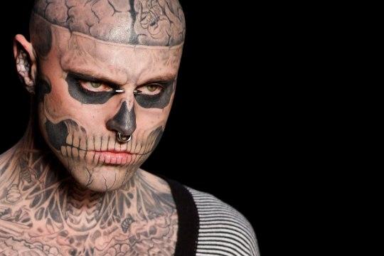 Lady Gaga tätoveeritud zombipoiss võttis endalt elu
