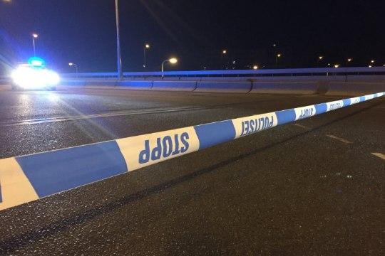 ÄRA JÄRELE TEE: Mustakivi tulistamise sündmuskohal politseilindist otse läbi sõitnud jalgrattur veetis   öö arestikambris