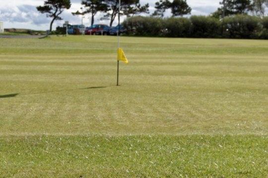 SELGITUS KUI VIIESELE: miks on golfipallid just valget värvi?
