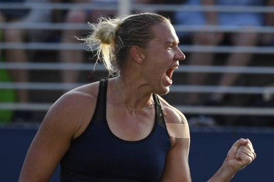 Tenniseekspert Margus Uba: kehakeel ütleb, et Kaia Kanepil on tahtmist praegu kuhjaga