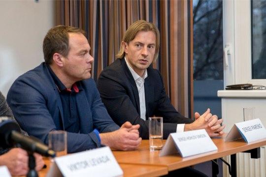 Levadia tegevjuht: kriisikoosolekut pole toimunud