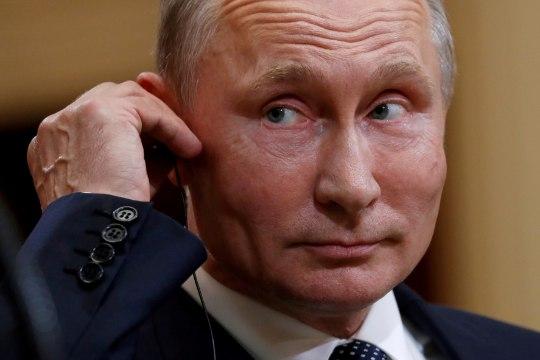 Mõjuvõimsad venelased pandi ritta