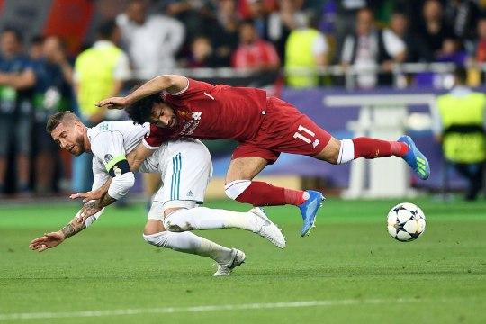 VIDEO | Kui pilgud tapaksid! Ramose ja Salah'i taaskohtumine egiptlasele lõbu ei pakkunud