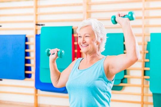 Milline treening sobib kaalulangetuseks vanemas eas?