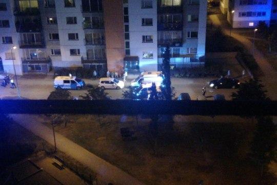 В Ласнамяэ снова стреляли: ранен человек