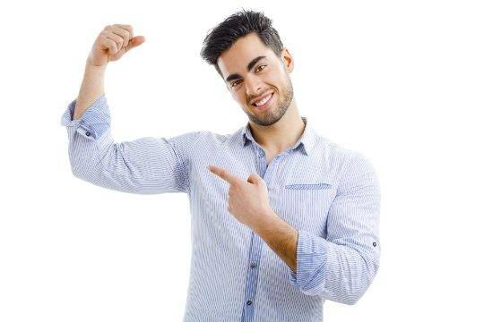 HIGISTADA ON NORMAALNE, HAISEDA MITTE: 15 tõhusat meestedeodoranti
