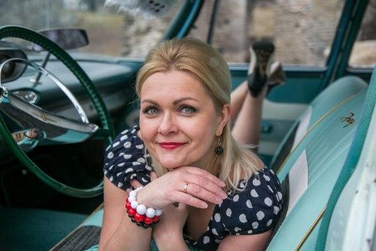 Kirg vanade autode vastu – igati naiselik hobi