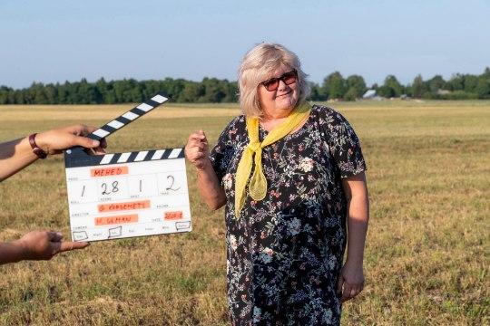 """Gerda Kordemets tunnistab: astun filmi """"Mehed ei nuta"""" uuesti tehes hulljulge sammu!"""