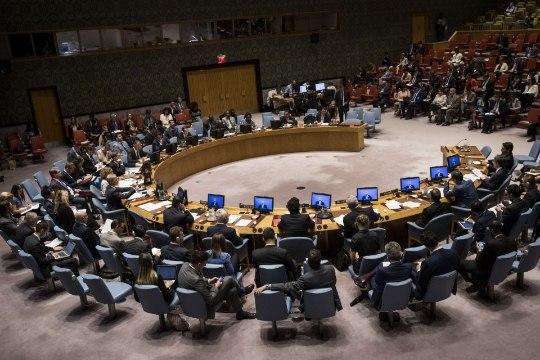 Громкий секс-скандал разгорелся в ООН