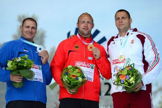 ÜLEVAADE   Gerd Kanteri imeline karjäär pakkus igat värvi medaleid