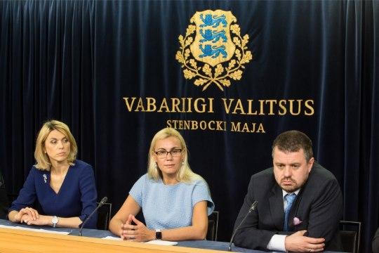 MÄLUMÄNG | Ratase valitsuse ministrivahetused