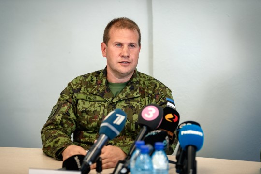 Raketiskandaali uurimine kogub hoogu: kaitsevägi leidis Eestis kogemata väljatulistatud raketi tõenäolise maandumispaiga
