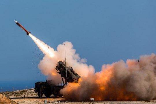 По Израилю выпустили 150 ракет