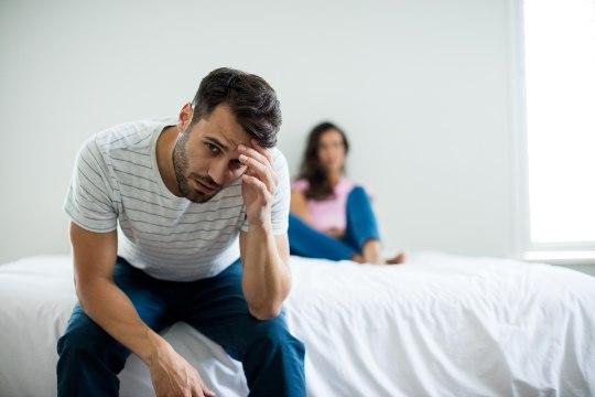 Ka mehed kogevad seksijärgset kurbust