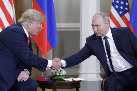 TRUMPI JA PUTINI SÕPRUS LÄBI? USA karistab Venemaad uute sanktsioonidega