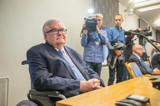 Valimisteenistus: Tarandi asemele võib europarlamenti minna Edgar Savisaar
