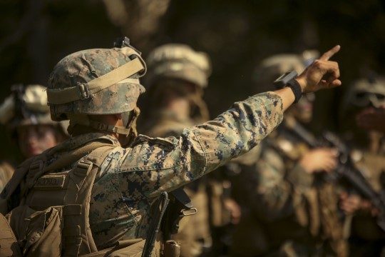 USA merevägi tahab rahvahulkade ohjamiseks elektripüssikuule