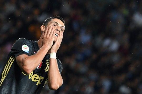 Endine tiimikaaslane hoiatab Ronaldot: Itaalias on sul raskem 40 väravani jõuda