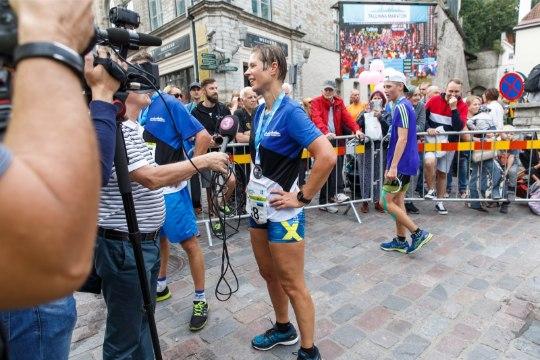 FOTOD | Sportlik president! Kersti Kaljulaid tõmbas jooksuriided selga ja läbis poolmaratoni