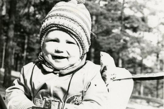 SENINÄGEMATA FOTOD | Sardellid, Michael Jordan ning rikkis Žiguli ehk Kuidas Gerd Kanterist kettaheitestaar sirgus