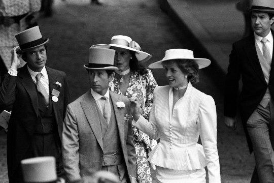 Printsess Diana omaaegne kallim suri vähki