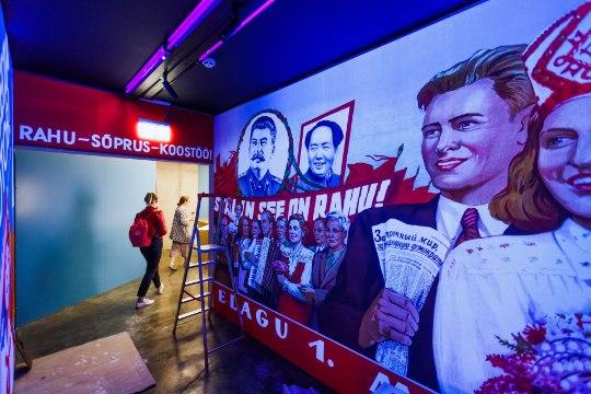 TUDENGIRÜHMITUS: Gulag oli kaastundlik, rehabiliteeriv ja hariduslik süsteem!