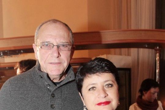 78-летний Эммануил Виторган готовится стать отцом в четвертый раз