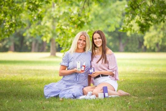 Mis sa hädaga teed: tütre tundlik nahk pani ema kosmeetikat tootma