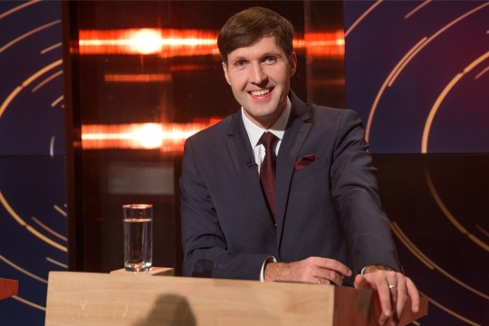 """Martin Helme osaleb TV3 kokandussaates """"Tähtede hõbelusikas"""""""