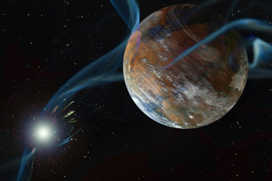 Ученые предупредили о мощной магнитной буре