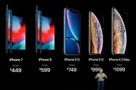 Apple tutvustas oma läbi aegade kalleimat telefoni