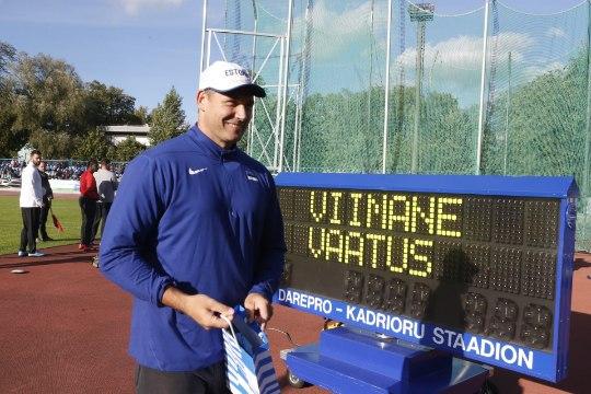 GALERII | 11 tiitlivõistuste medalit võitnud Gerd Kanteri karjäär on lõppenud!