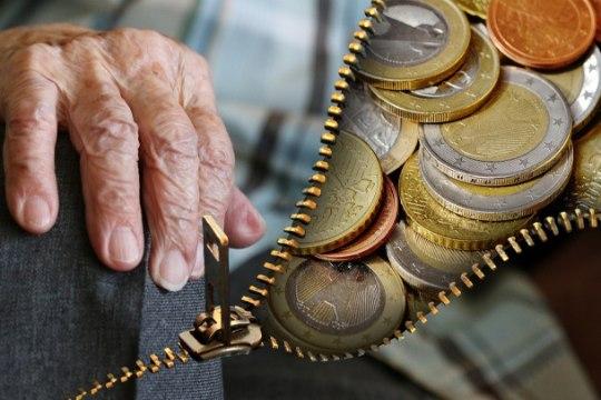 Партия реформ обещает, что за 4 года пенсия вырастет на 200 евро