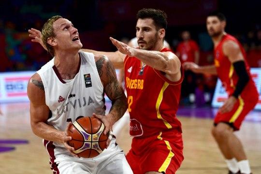 Läti korvpallitäht sai pakkumise NBAst, kuid eelistas Euroliigat