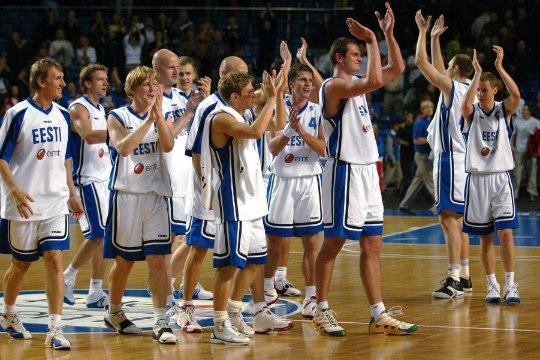 Korvpallikoondise kõige paremate ja kehvemate mängude TOP5