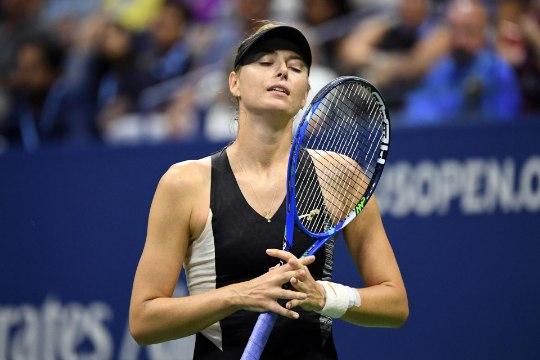 Keha ei pidanud vastu: Maria Šarapova lõpetas varakult hooaja